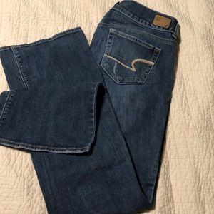 EUC AE jeans